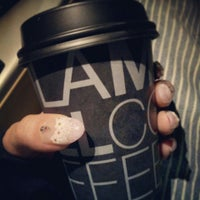 Photo taken at Lamill Coffee Boutique by Queenie I. on 3/12/2013