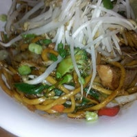Photo taken at The Noodle Box by Tracey C. on 10/18/2013