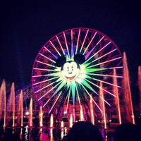 Photo taken at Disney California Adventure Park by Fatie S. on 6/11/2013