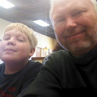 Photo taken at Golden Corral by Eric F. on 11/18/2012