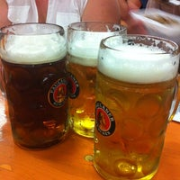 Photo taken at Agost Bier Fest by Marco C. on 8/9/2013