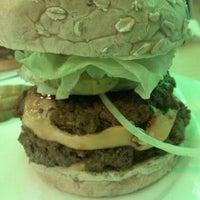 Photo taken at Kraze Burgers by Sang L. on 9/18/2012