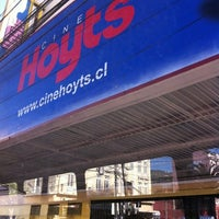 Photo taken at Cine Hoyts by Mr. Rod on 10/23/2012