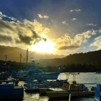 Photo taken at He'eia Pier General Store & Deli by Tina M. on 11/18/2015