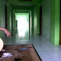 Photo taken at Green Dormitory by Fadliansyah S. on 10/23/2013