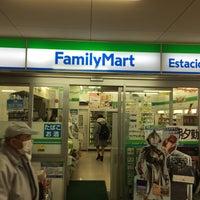 Photo taken at FamilyMart Estació by Koichi E. on 1/27/2016