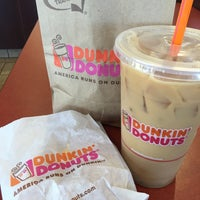 Photo taken at Dunkin' Donuts by Ricky C. on 7/8/2016