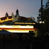Photo taken at Shoreline Amphitheatre by Ricky C. on 10/3/2013