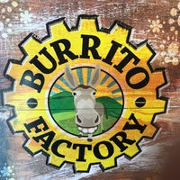 Photo taken at Burrito Factory by Ricky C. on 4/30/2017