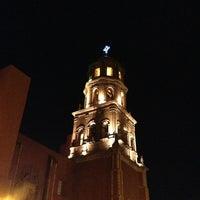 Photo taken at Templo de San Francisco by Paty R. on 3/31/2013