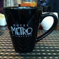 Photo taken at Hotel Metro by Mark M. on 12/30/2012