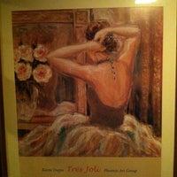 Photo taken at Vintage Bar & Restaurant by Justin L. on 4/13/2013