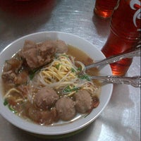 Photo taken at Bakso Koko by rizal i. on 9/15/2012