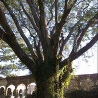 Photo taken at Ex-Hacienda Casasano by Fotonet C. on 12/8/2012