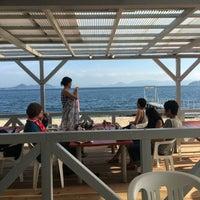 Photo taken at Ieura Port Ferry Terminal by Yori on 7/17/2016