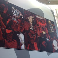 Photo taken at ESPN Building 12 by Amanda D. on 7/19/2013