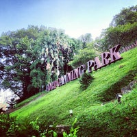 Photo taken at Fort Canning Park by dixson l. on 6/13/2013