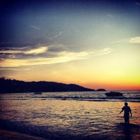 Photo taken at Patong Beach by dixson l. on 4/26/2013