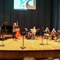 Photo taken at Roberts Recital Hall by Scott G. on 1/25/2015