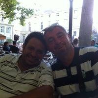 Photo taken at Café de la Mer by Nicolas G. on 8/31/2014