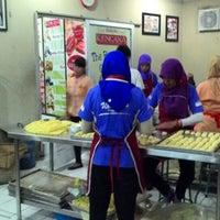 Photo taken at Ambar Ketawang Resto by Surya N. on 7/31/2014