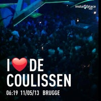 Photo taken at De Coulissen by Dj KR'StF K. on 5/11/2013