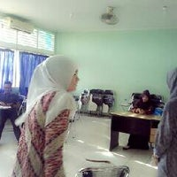 Photo taken at Fakultas Keguruan & Ilmu Pendidikan by Melisa W. on 6/20/2013