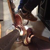Photo taken at Bench. by Natasha Y. on 2/24/2014