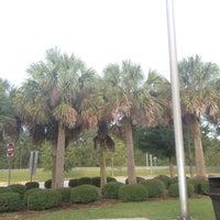 Photo taken at Georgia Visitors Center by Jodi K. on 10/15/2012