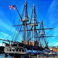 Foto tirada no(a) USS Constitution por Castle em 12/28/2012