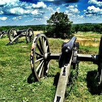 Photo taken at Gettysburg National Military Park by Castle on 7/6/2013