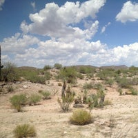Photo taken at Saguaro hill by Allen S. on 7/27/2013