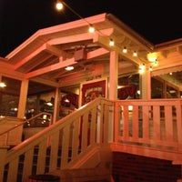 Photo taken at Lucille's Smokehouse Bar-B-Que by Allen S. on 4/27/2013