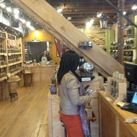 Photo taken at The Spice & Tea Exchange of Georgetown by Octavia C. on 3/1/2013