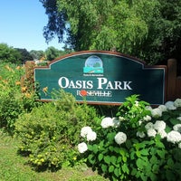 Photo taken at Oasis Park by Steve R. on 7/23/2013
