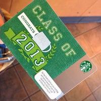 Photo taken at Starbucks by N on 4/21/2013