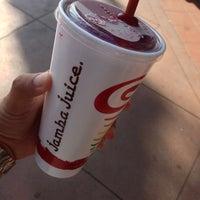Photo taken at Jamba Juice by N on 11/3/2012