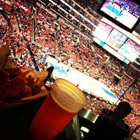 Foto tomada en STAPLES Center VIP SUITES  por N el 4/23/2013