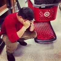 Photo taken at Target by N on 6/13/2013