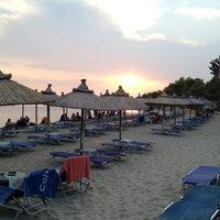 Photo taken at ISLA Beach Bar by Petr C. on 8/11/2013