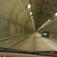 Photo taken at Liberty Tunnel by Andy H. on 11/20/2012