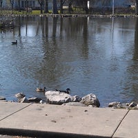 Photo taken at Walker Park by Andy H. on 4/5/2013