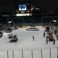 Photo taken at Mississippi Coast Coliseum & Convention Center by Andy H. on 2/10/2013