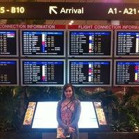 Photo taken at Gates A1-A8 by Toño P. on 10/9/2012