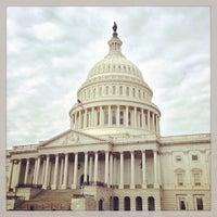 Photo taken at U.S. Senate by Linda N. on 3/16/2013