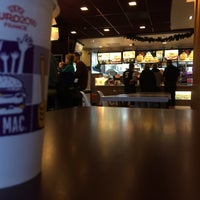 Photo taken at McDonald's by Thomas S. on 12/20/2015
