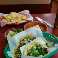 Photo taken at Taquería Los Comales 3 by NuttyKnot .. on 10/28/2014