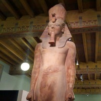 Photo taken at The Oriental Institute by NuttyKnot .. on 10/21/2012