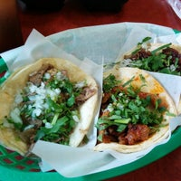 Photo taken at Taquería Los Comales 3 by NuttyKnot .. on 5/31/2015