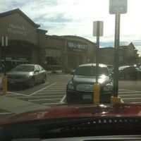 Photo taken at Walmart Supercenter by Andree S. on 11/3/2012